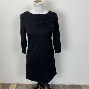 Kate Spade Black Long Sleeve Dress